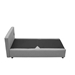 Armand Modern Light Gray Sofa Assembly Step 1