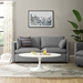 Armand Modern Light Gray Sofa