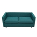 Armand Modern Teal Sofa Assembly Step 4