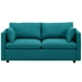 Armand Modern Teal Sofa Assembly Step 5