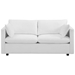 Armand Modern White Sofa Assembly Step 5