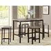 Athens Contemporary Weathered Counter Stool Set