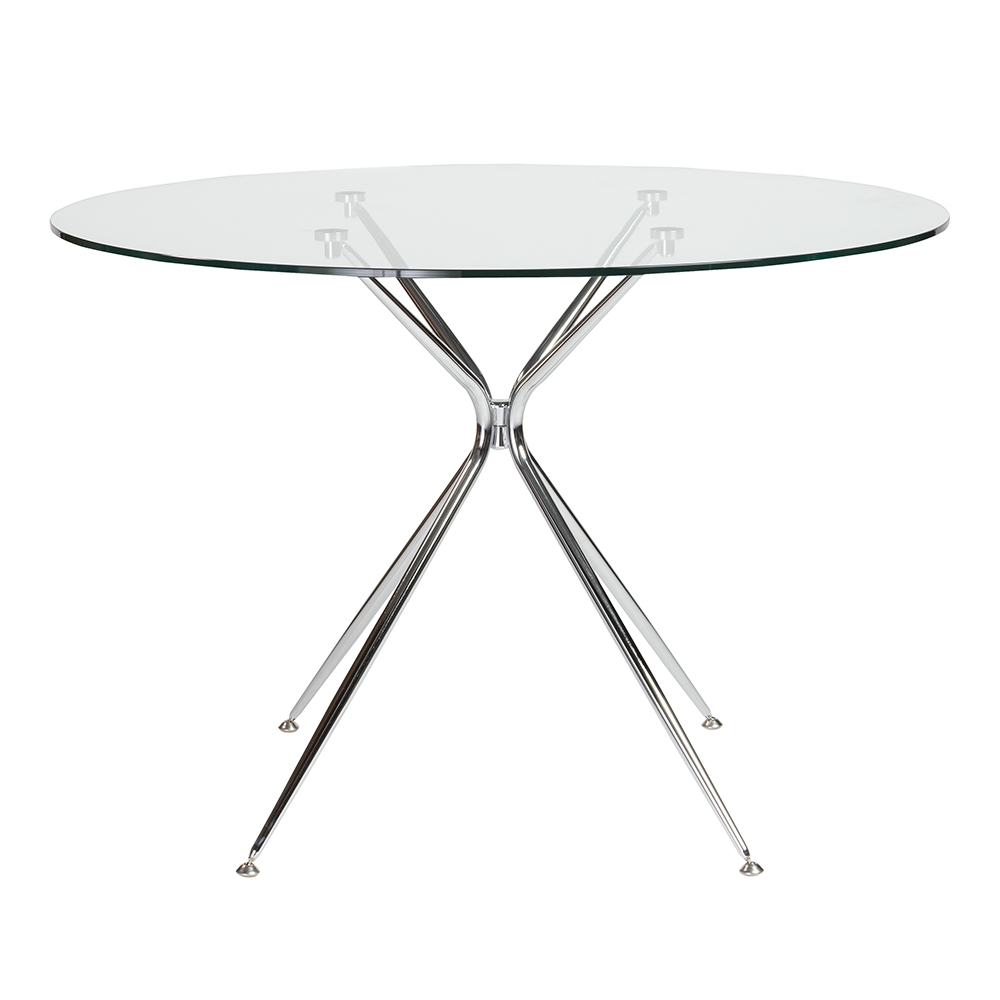 42 inch round dining table 4 person call to order atlanta 42 inch round modern glass dining table tables 42