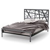 Attraction Contemporary Bed by Amsico