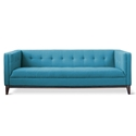 Atwood Contemporary Sofa in Muskoka Surf