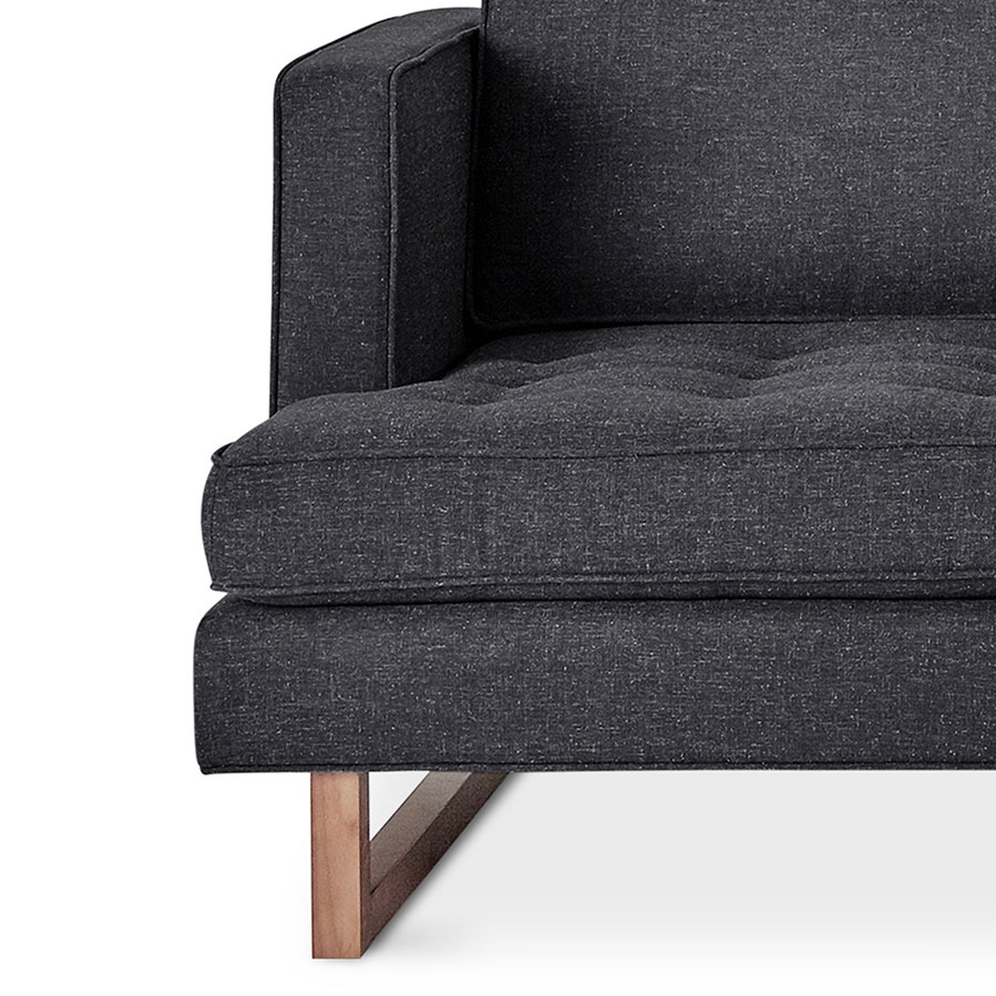 aubrey contemporary sofa in berkeley shield upholstery by gus modern - Berkeley Modern Furniture