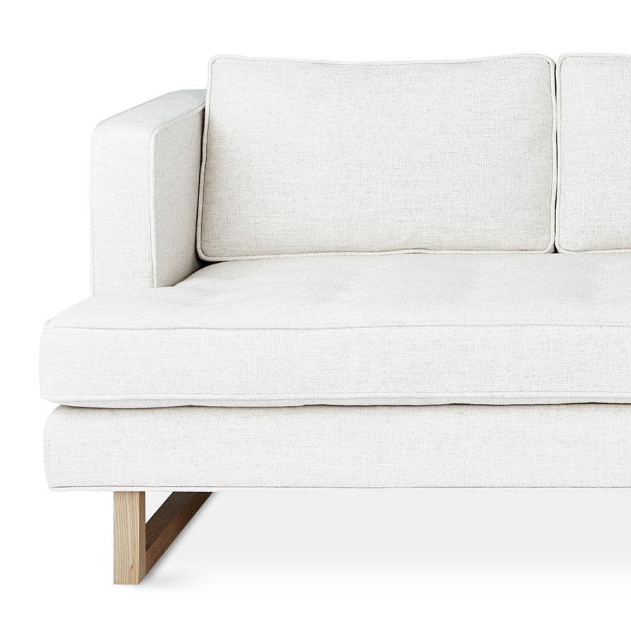 Gus Modern Aubrey Sofa In Huron Ivory Eurway Furniture