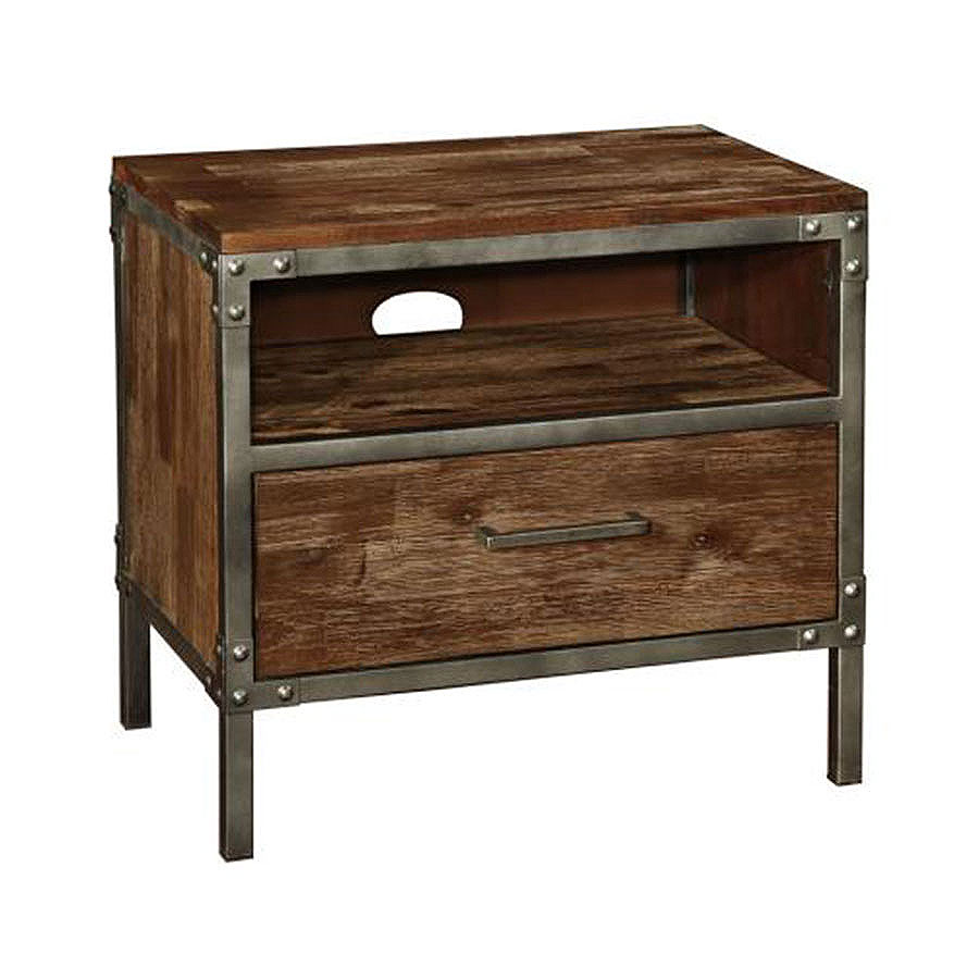 Audrey Contemporary Nightstand