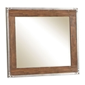 Audrey Contemporary Wall Mirror