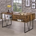 Avilla Contemporary Antique Nutmeg Desk