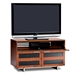 Avion Tall TV Stand in Cherry