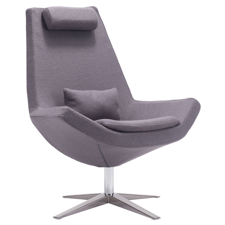 Bakir Modern Lounge Chair