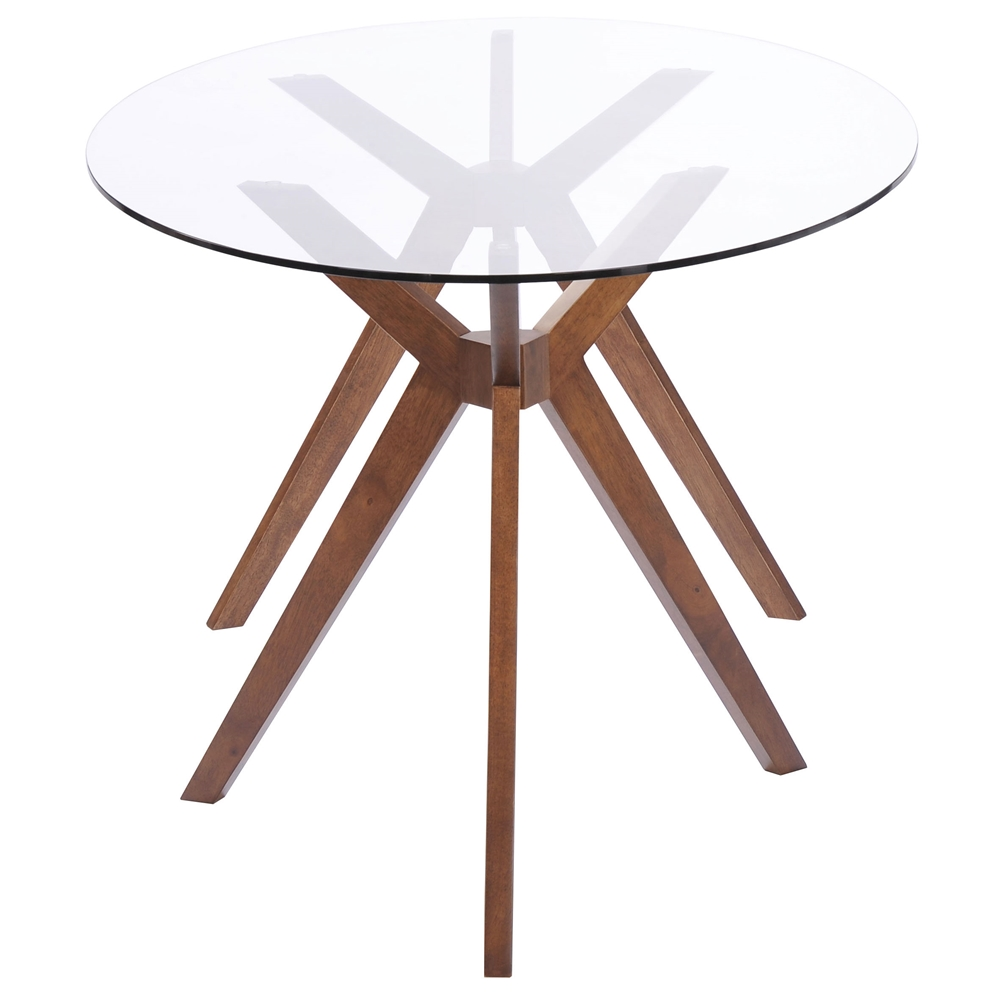 Barclay Modern Oval Dining Table Eurway Furniture - Oval dinner table
