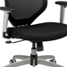 Becker Padded Seat Modern Office Chair - Detail View