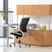 Becker Contemporary Office Chair + Velocity Desk