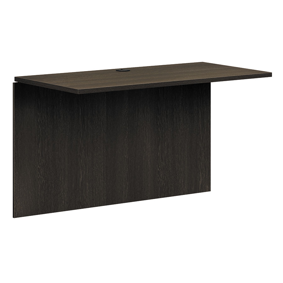 Call To Order Bellevue Modern Espresso Bridge Desk