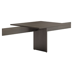 Bellevue Modular Conference Table Extension in Espresso