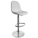 Benjamin White Modern Adjustable Height Stool