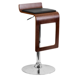 Berlin Barstool in Walnut