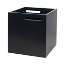 Berlin Black Contemporary Box by TemaHome