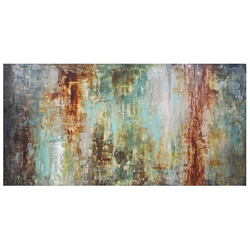 Big Sur Modern Canvas Gallery Wrap Wall Art