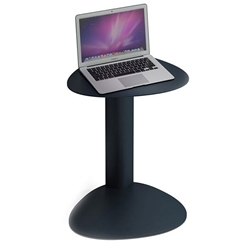 Bink Mobile Media Table by BDI in Pepper