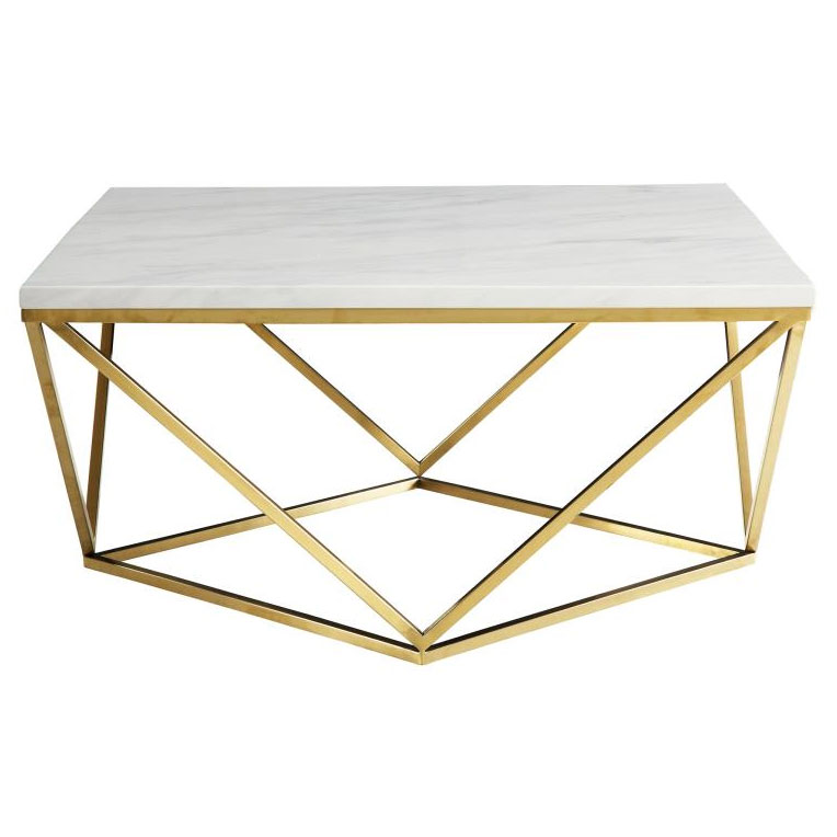 Bismarck Modern Coffee Table