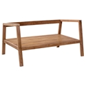 Blondie Modern Outdoor Bench