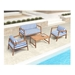 Blondie Contemporary Outdoor Furniture Collection