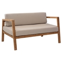 Blondie Beige Modern Outdoor Sofa