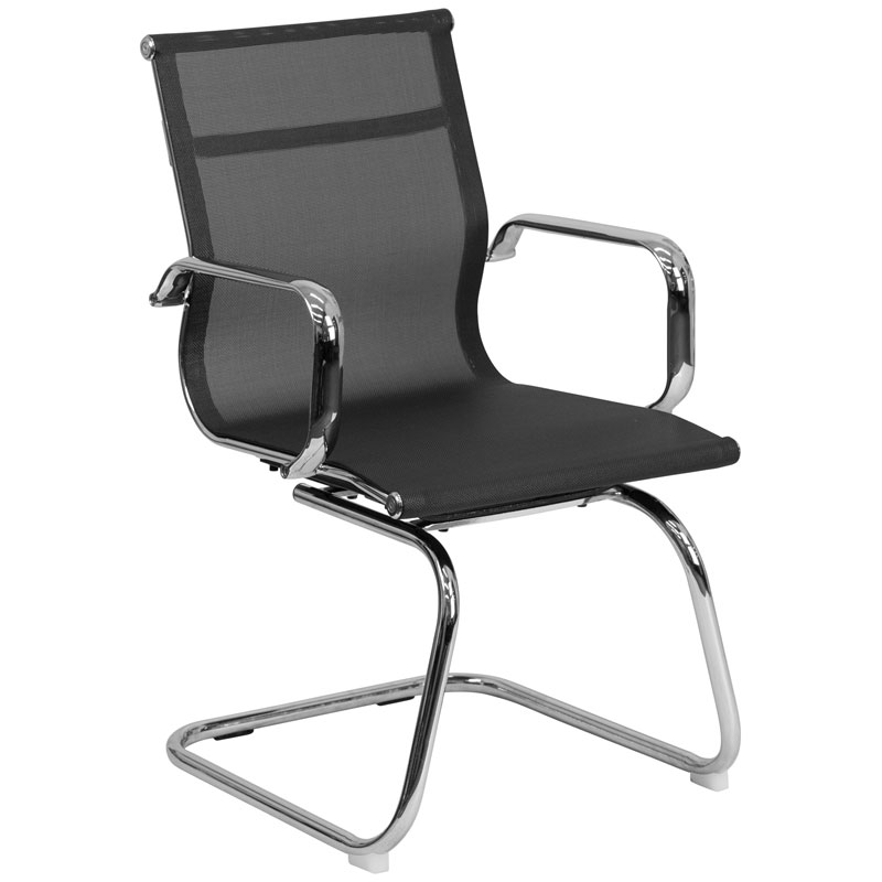 Delightful Call To Order · Boston Modern Mesh Conference Chair