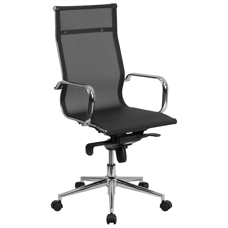 Boston Modern Mesh High Back Office Chair