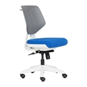 Boston Modern Blue Task Chair by Unique Furniture