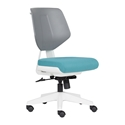 Boston Modern Teal Task Chair by Unique Furniture