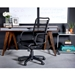 Baxter Black Bungie High Back Modern Office Chair
