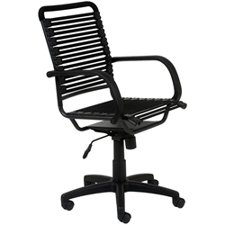 Bravo Flat High Back Modern Office Chair