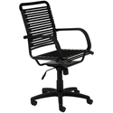 Bungie Flat High Back Modern Office Chair