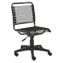Bravo Low Back Bungie Office Chair in Black