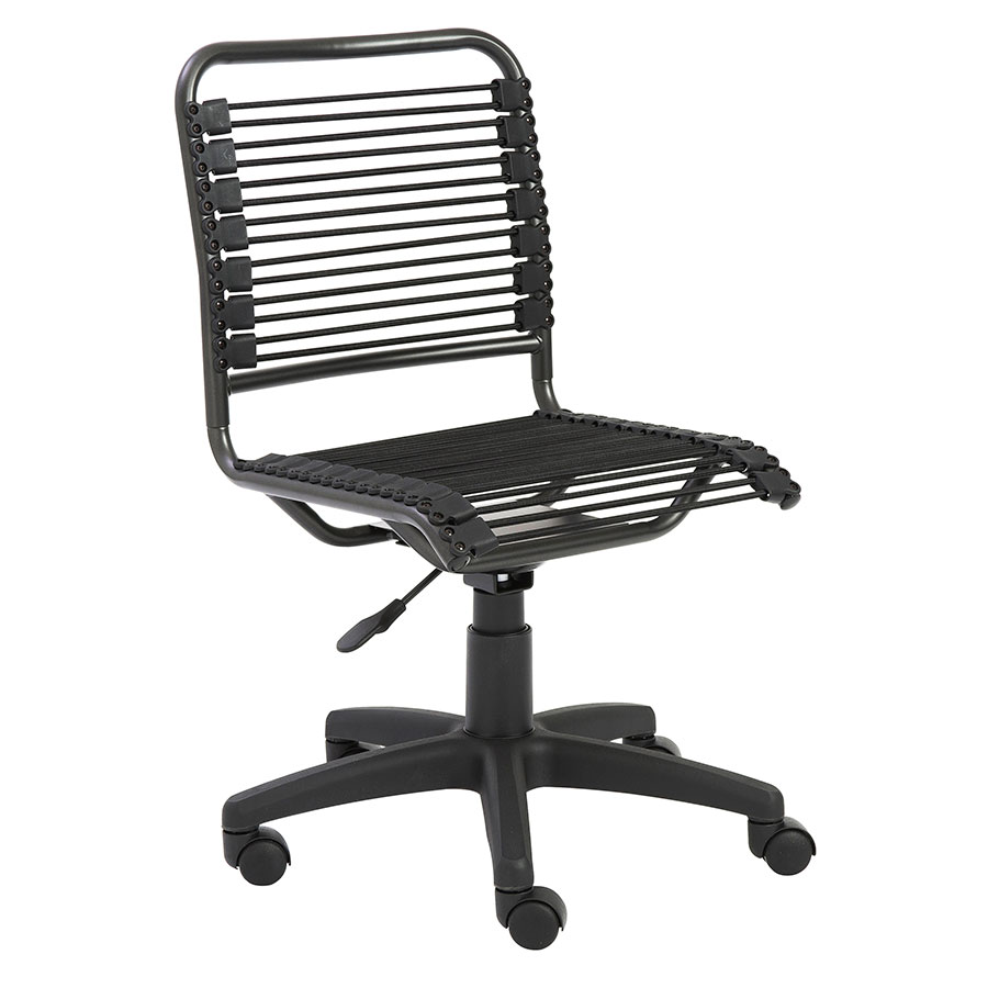 Bungie Low Back Bungie Office Chair in Black