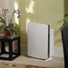 BreatheSmart White Modern Air Purifier