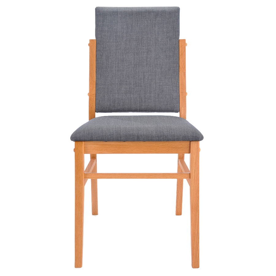 Brunswick Modern Gray Dining Chair
