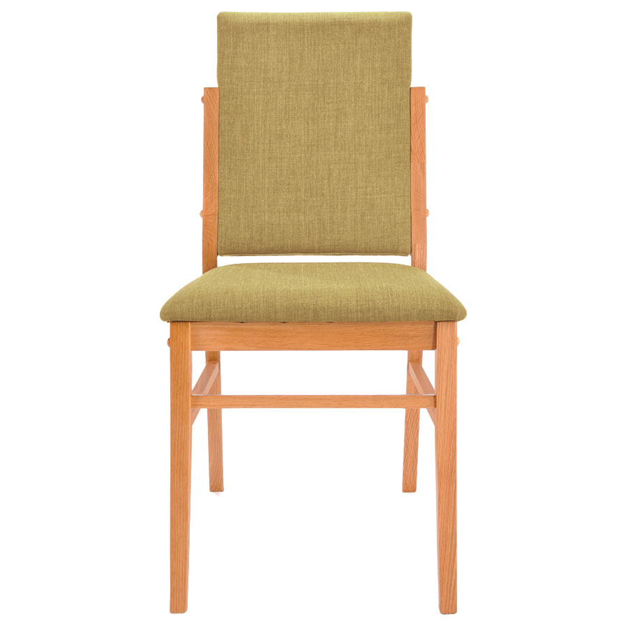 Brunswick Modern Green Dining Chair