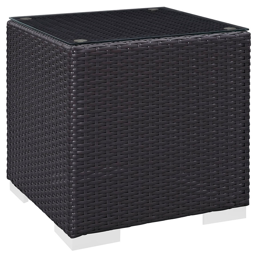 Cabo Modern Outdoor End Table
