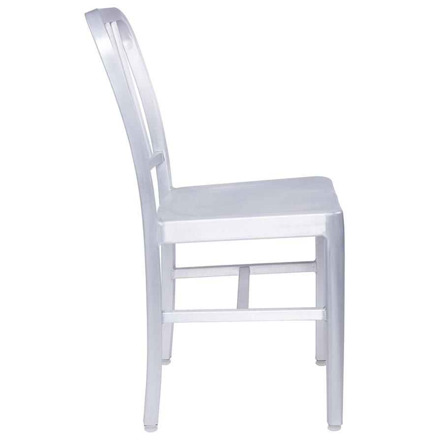Callie Aluminum Dining Chair; Callie Modern Aluminum Dining Chair - Side Chair ...  sc 1 st  Eurway & Modern Dining Chairs | Callie Dining Chair | Eurway