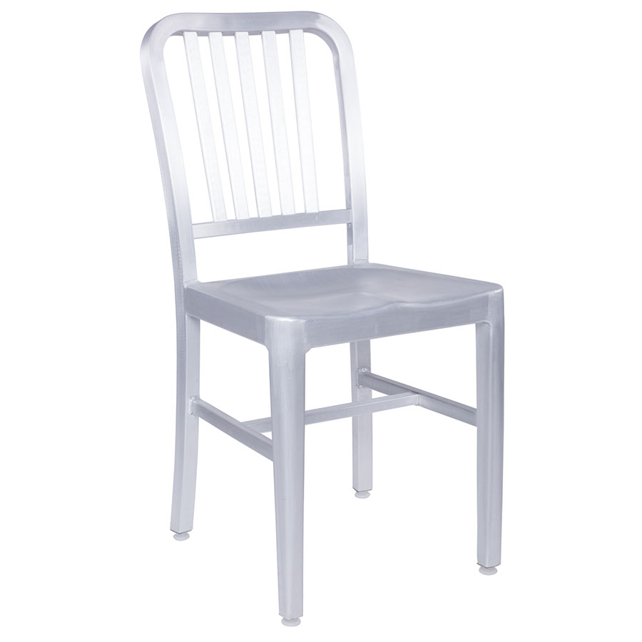 Cafe Aluminum Dining Chair