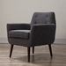 Calypso Gray Modern Arm Chair