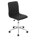 Camella Black Modern Office Chair