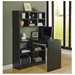 Cameron Cappuccino Reversible Modern Desk Right Room