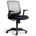 Cayman Modern Grey Office Chair