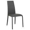 Camille Gray Modern Dining Chair